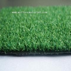 Synthetic grass for golf putting green