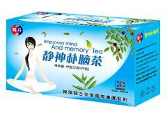 Tea, grassy