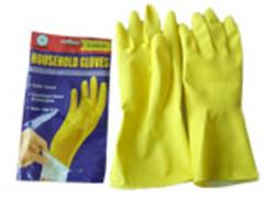 Economic rubber gloves
