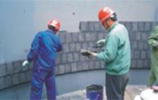 耐酸硼硅泡沫玻璃砖