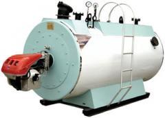 CWNS-95/70-Y/Q-A系列常压卧式燃油/燃气热水锅炉