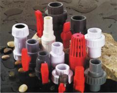 PVC-U环保给水管