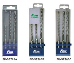 Sets of drills