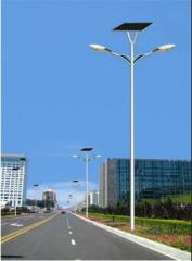 Solar-powered lights