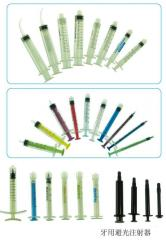 Stomatological syringes