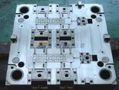 Plastic high precision injection mould