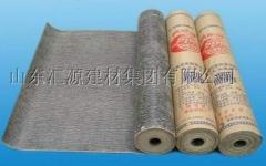 Roll fusing roofing materials