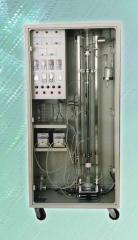 玻璃精馏试验装置