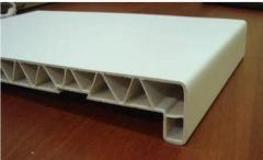 PVC 窗台板