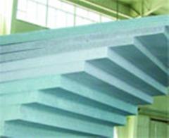 Gas silicate insulation board