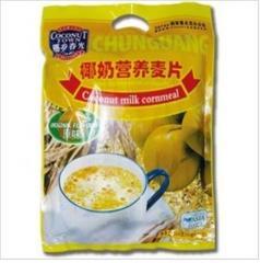 椰奶营养麦片