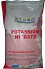 Potassium nitric acid