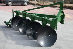 1LY series disc plough