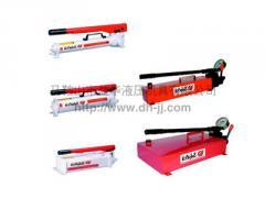 手动液压泵SP2、SP4系列