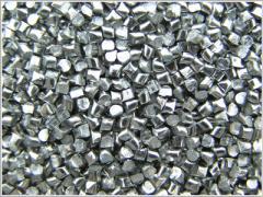 Shavings of aluminium
