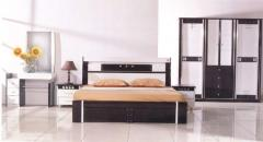 Set of bedroom furniture