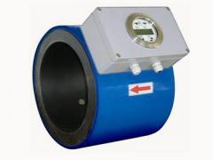 LZD法兰夹装型电磁流量计
