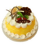 蛋糕 - 金色年华