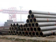 Pipes made of stainless steel