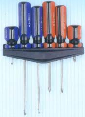 Sets of screw-drivers