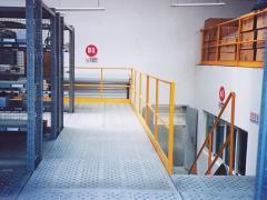 Shelvings Mezzanine