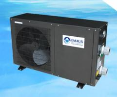 Heating pumps for swimming pools