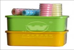 PP塑料包装盒生料带