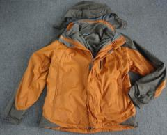Windproof Warm Winter Men's Jacket