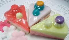 甜心蛋糕形手工皂