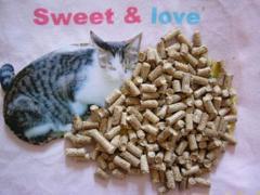 Fillers for cat litter