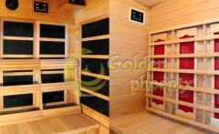 Equipment for saunas
