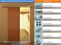 ### A ### AWD01 Aluminum Sliding Glass Door
