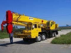 Cranes GT550