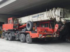 Cranes TG500E
