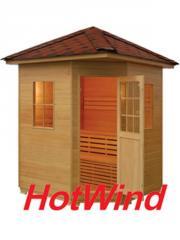 Modular cabins -saunas