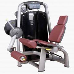 坐式大腿屈伸训练器