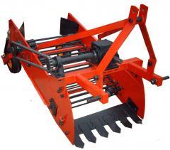 Potato Harvester 4U-1