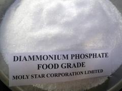 Edible diammonium phosphate