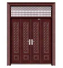 Steel elite doors