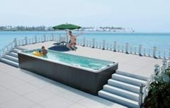 Factory outlet hot tub/ swimming pool/ hot tubs