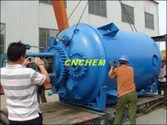 Equipment for chemical plants