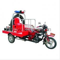 三轮水泵消防摩托车