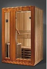 Wood sauna s