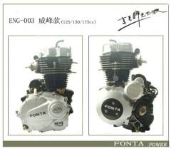 Engines for motorcycles