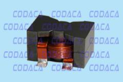 High current low loss ferrite cube inductors High