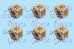 Tunable coils variable inductor coil  mold coil