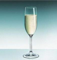 Glasses for champagne