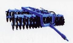 1BJ系列双折翼液压偏置中耙