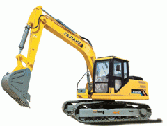 12tons crawler excavator,digger,imported parts