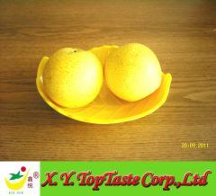 Golden Pear, fresh golden pear